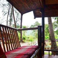 Отель Eco Lanta Hideaway Beach Resort 3* Бунгало фото 9