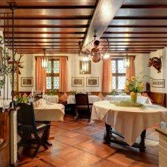 Отель Romantik Hotel Gasthaus Rottner Германия, Нюрнберг - отзывы, цены и фото номеров - забронировать отель Romantik Hotel Gasthaus Rottner онлайн питание фото 2