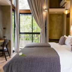 Отель Villa Thalanena Таиланд, Краби - отзывы, цены и фото номеров - забронировать отель Villa Thalanena онлайн комната для гостей фото 5