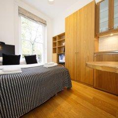 Апартаменты Studios 2 Let Serviced Apartments - Cartwright Gardens Студия с различными типами кроватей фото 50
