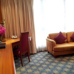 Boulevard Hotel Bangkok 4* Номер Делюкс с разными типами кроватей фото 3
