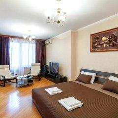 Апартаменты Miracle Apartments Смоленская Апартаменты с разными типами кроватей фото 6