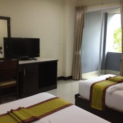 Santiphap Hotel & Villa 3* Стандартный номер с 2 отдельными кроватями