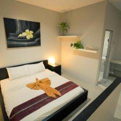 Отель Infinity Guesthouse 2* Улучшенный номер с различными типами кроватей фото 10