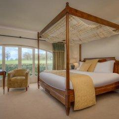 Nailcote Hall Hotel 4* Люкс с различными типами кроватей