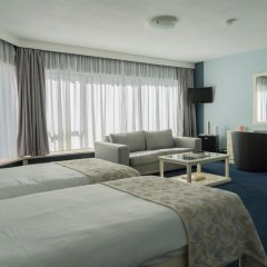 First Euroflat Hotel 4* Номер Бизнес с разными типами кроватей фото 5