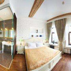 Бутик-Отель Росси 4* Номер Делюкс разные типы кроватей фото 4