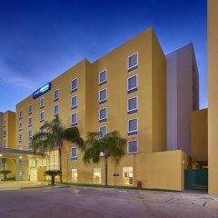 Отель City Express Mazatlán 3* Стандартный номер с различными типами кроватей фото 3
