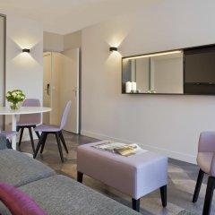 Отель Citadines Trocadéro Paris 3* Улучшенные апартаменты с различными типами кроватей фото 3