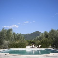 Отель Agriturismo Tra gli Ulivi Кастаньето-Кардуччи бассейн фото 2