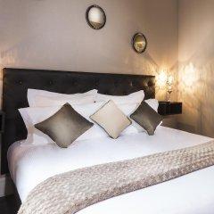 Отель Hôtel Claridge 4* Стандартный номер с различными типами кроватей