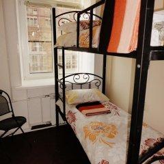 Гостиница Kronverk Кровать в общем номере с двухъярусной кроватью фото 8