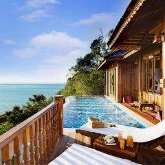 Отель Santhiya Koh Yao Yai Resort & Spa 5* Вилла с различными типами кроватей фото 14