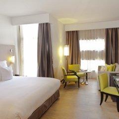 Отель Barceló Casablanca 4* Номер Делюкс с различными типами кроватей фото 3