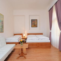 Апартаменты Apartment house Anenská Апартаменты с различными типами кроватей фото 6