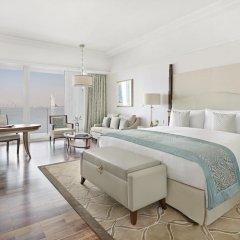 Отель Waldorf Astoria Dubai Palm Jumeirah 5* Улучшенный номер с различными типами кроватей фото 2