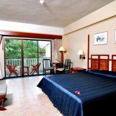 Отель Karon Princess 4* Улучшенный номер