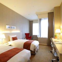 Hotel Riverview Taipei 4* Стандартный номер с различными типами кроватей