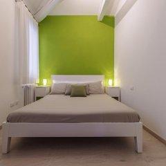 Отель Ca Del Tentor 3* Номер с общей ванной комнатой с различными типами кроватей (общая ванная комната) фото 4