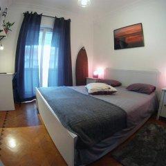 Отель Lisbon Backpackers Guesthouse комната для гостей фото 2