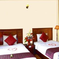 Отель Huy Hoang River Хойан комната для гостей фото 5