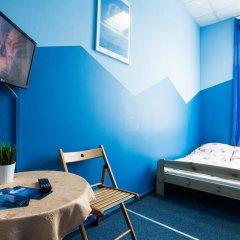 Moon Hostel Стандартный номер с двуспальной кроватью фото 6