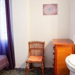 Отель Pension Centricacalp Стандартный номер с 2 отдельными кроватями (общая ванная комната)