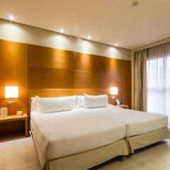 Hotel Silken Puerta Madrid 4* Номер Комфорт с двуспальной кроватью