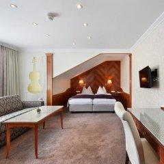 Hotel Am Schubertring 4* Апартаменты с различными типами кроватей