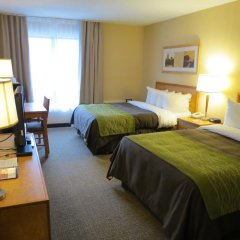 Отель Comfort Inn Dartmouth комната для гостей фото 3