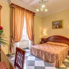 Hotel Contilia 3* Стандартный номер с различными типами кроватей фото 26