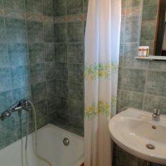 Отель Dionysos Hotel Греция, Агистри - отзывы, цены и фото номеров - забронировать отель Dionysos Hotel онлайн ванная