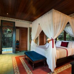 Отель Dwaraka The Royal Villas 4* Люкс Royal с различными типами кроватей фото 8