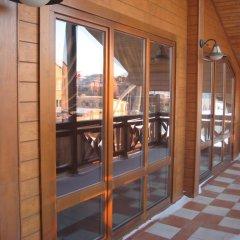 Гостевой Дом Русский Терем Харьков балкон
