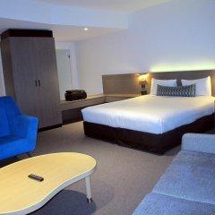 Alpha Mosaic Hotel Fortitude Valley 4* Представительский люкс с различными типами кроватей