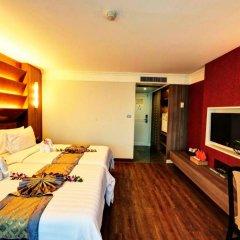 Jomtien Garden Hotel & Resort 4* Номер Делюкс с различными типами кроватей фото 46