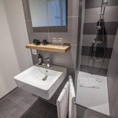 Апартаменты Design-Apartments im lebendigen Haus ванная