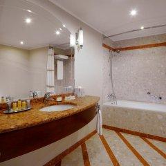 Гостиница Марриотт Москва Ройал Аврора 5* Улучшенный номер с разными типами кроватей фото 7