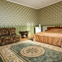 Мини-отель Домашний Очаг Улучшенный номер разные типы кроватей фото 6