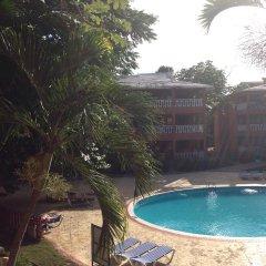 Отель ANDREA1970 Доминикана, Бока Чика - отзывы, цены и фото номеров - забронировать отель ANDREA1970 онлайн бассейн фото 2