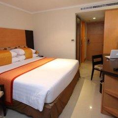 Отель Citin Pratunam Bangkok By Compass Hospitality 3* Улучшенная студия фото 4