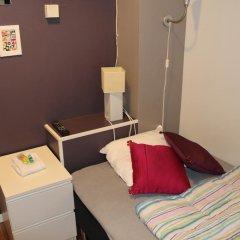 Отель City Lodge Stockholm Стандартный номер с различными типами кроватей фото 2