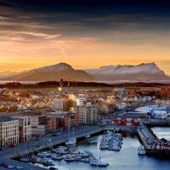 Отель Scandic Havet Норвегия, Бодо - отзывы, цены и фото номеров - забронировать отель Scandic Havet онлайн фото 2