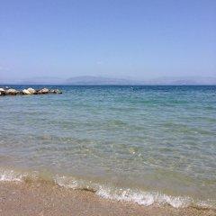 Отель Pyrros Греция, Корфу - 1 отзыв об отеле, цены и фото номеров - забронировать отель Pyrros онлайн пляж