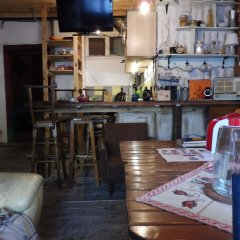 Hikers Hostel гостиничный бар