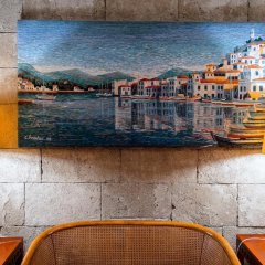 Mediterranean Hotel бассейн