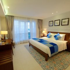 Lantana Hoi An Boutique Hotel & Spa 4* Улучшенный номер с различными типами кроватей фото 8