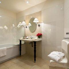 Отель Fontaines Du Luxembourg Париж ванная