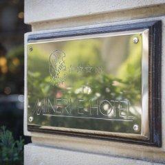 Hotel Minerve интерьер отеля фото 2