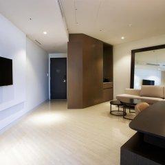 Hotel ENTRA Gangnam 4* Люкс с различными типами кроватей фото 15